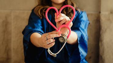 pielęgniarka (zdjęcie ilustracyjne)