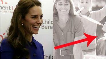 Księżna Kate z rodziną w dzieciństwie