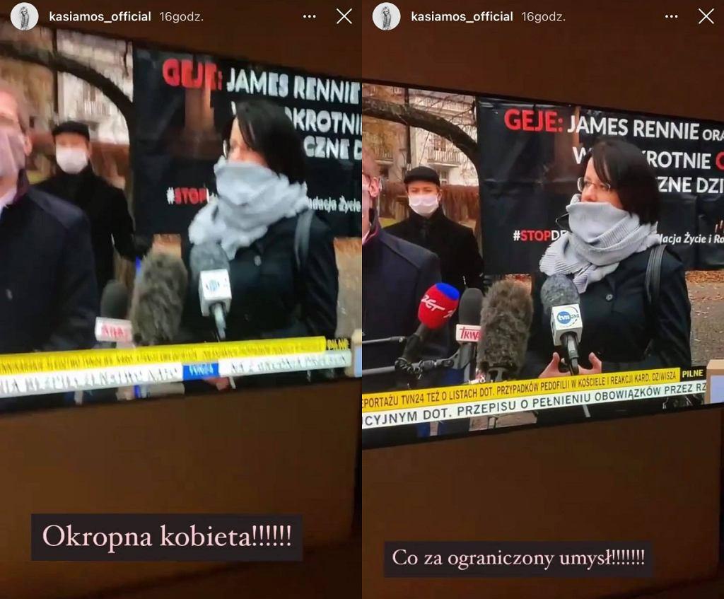 Kasia Moś, Kaja Godek
