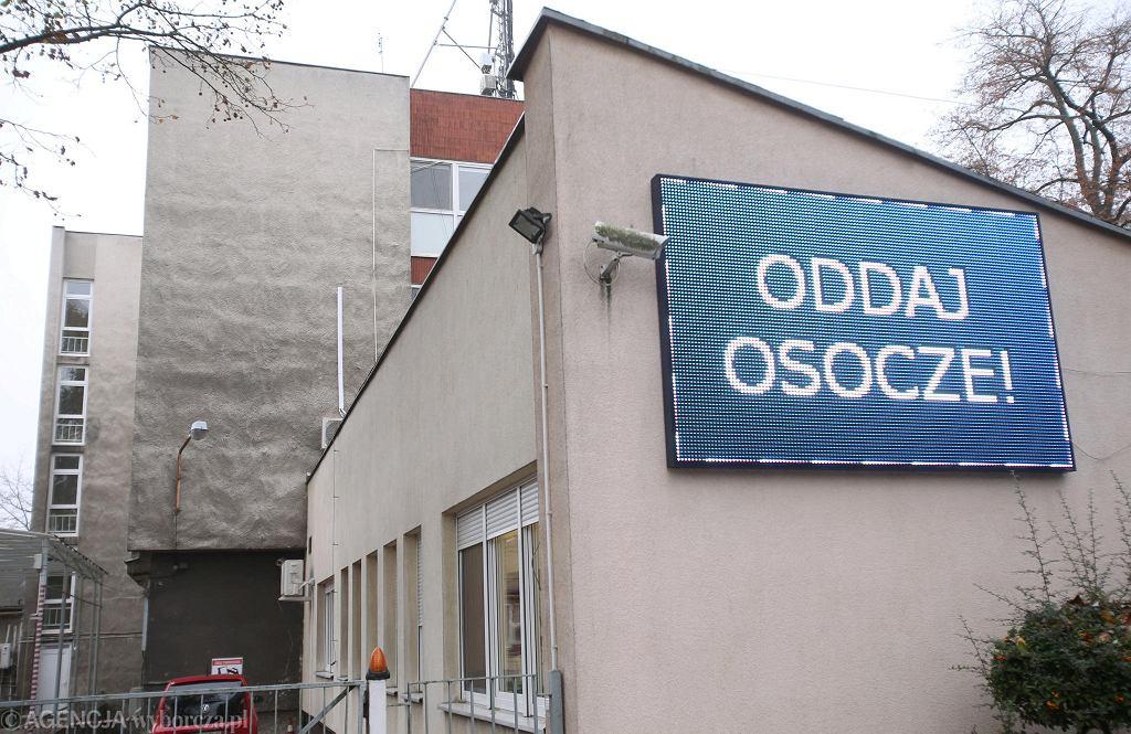 Regionalne Centrum Krwiodawstwa i Krwiolecznictwa w Szczecinie . Tu mogą oddawać osocze ozdrowieńcy po COVID-19