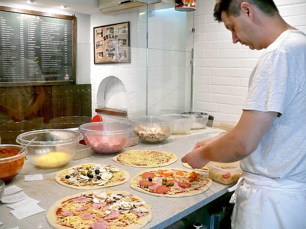 Pizzeria na Barskiej