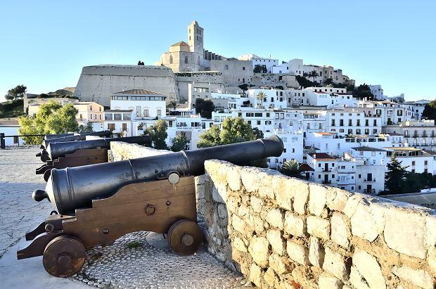 Ibiza, stare miasto