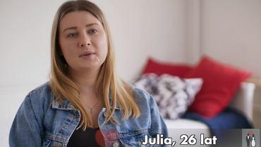 Julia w 'Ślubie od pierwszego wejrzenia'
