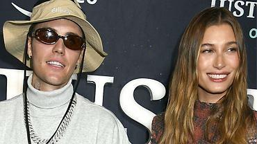 Hailey i Justin Bieberowie na premierze filmu. Muzyk nie mógł oderwać wzroku od żony. Nic dziwnego, ta kreacja jest piękna
