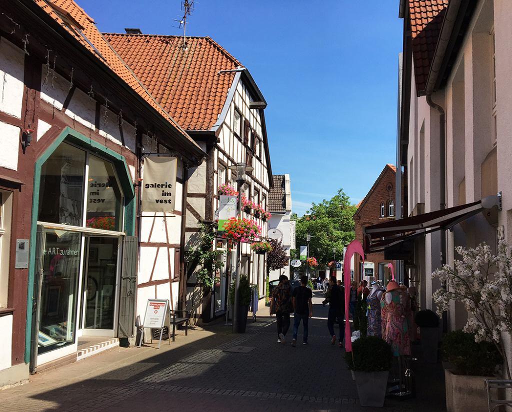 Starówka w Recklinghausen