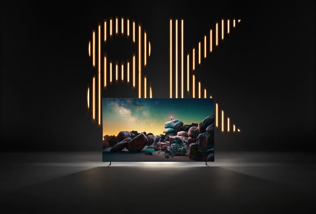 Telewizor 8K Samsung
