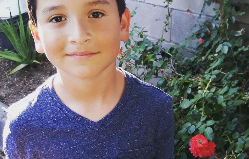 Ośmioletni Aaron uratował swoją rodzinę od bezdomności.