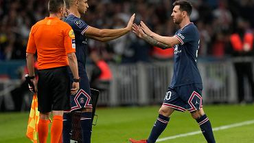 Jest decyzja ws. występu Messiego w LM. Pochettino mówi o spięciu Mbappe - Neymar