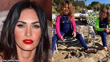 Megan Fox udostępniła zdjęcie swoich synów. Ich fryzury wywołały dyskusję.