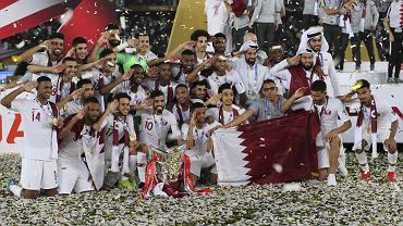 Katar wygrywa Puchar Azji