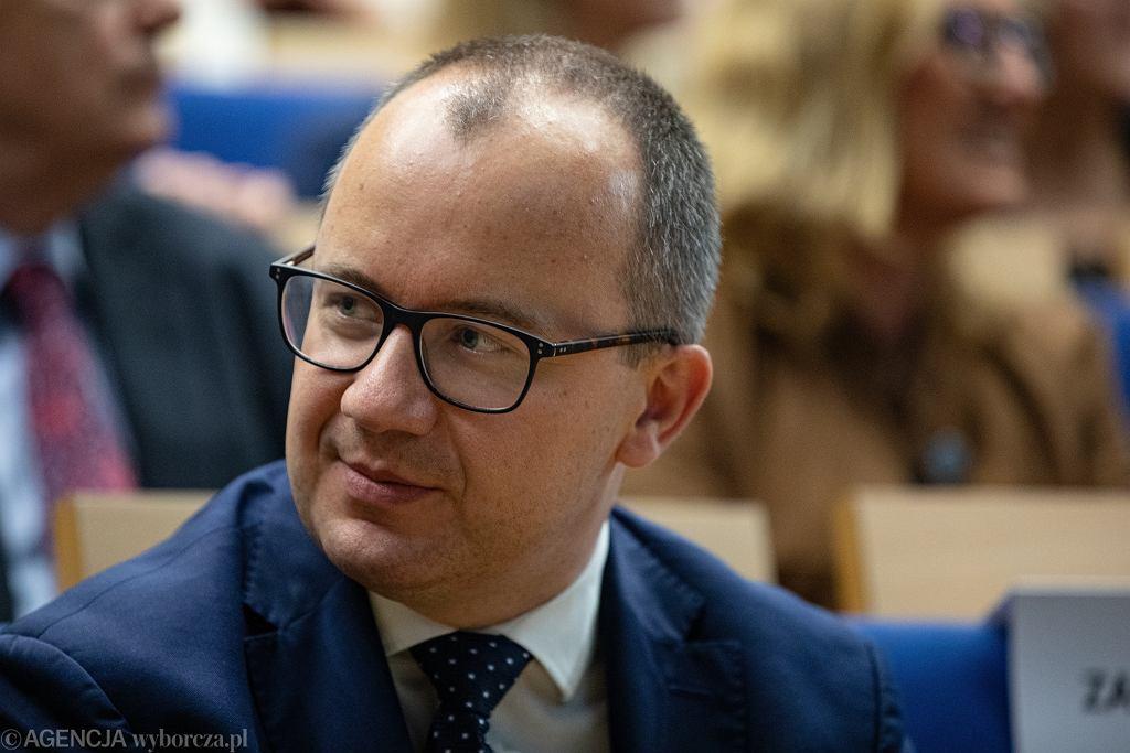 Rzecznik Praw Obywatelskich Adam Bodnar