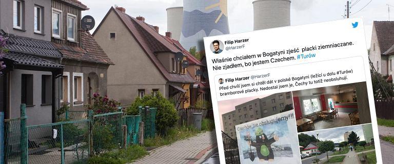 Dziennikarz wyproszony z lokalu w Bogatyni: Nie zjem, bo jestem Czechem