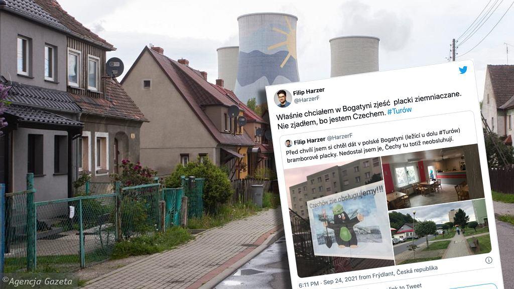 Czeski dziennikarz wyproszony z lokalu w Bogatyni