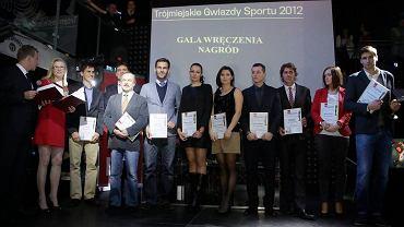 Laureaci Trójmiejskich Gwiazd Sportu 2012