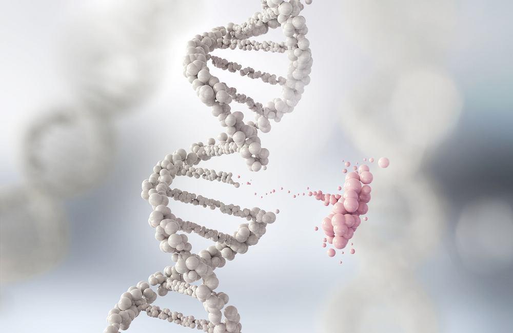 Zespół Proteusza - choroba genetyczna