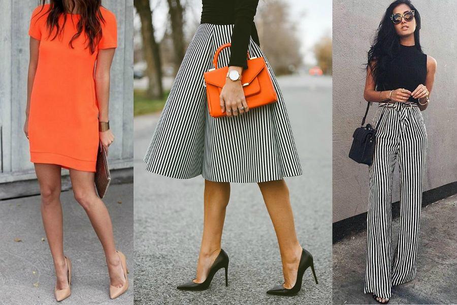 Buty, które wydłużają nogi buty, które nie skracają nóg