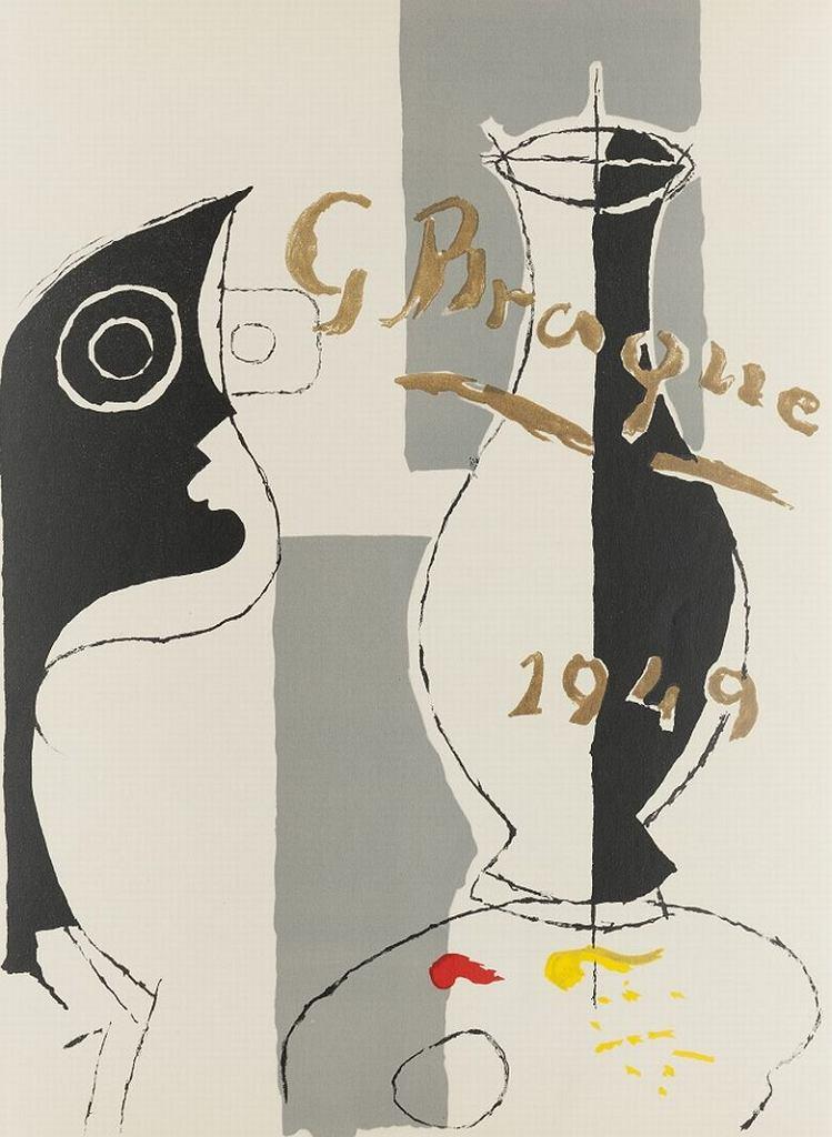 Georges Braque / Muzeum Marka Chagalla w Witebsku/Materiały prasowe