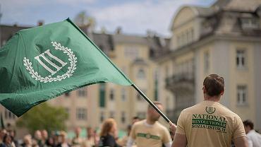 Niemiecka skrajna prawica (zdjęcie ilustracyjne)