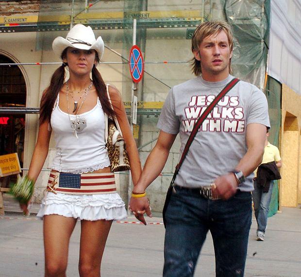 Natalia Siwiec i Damian Gorawski