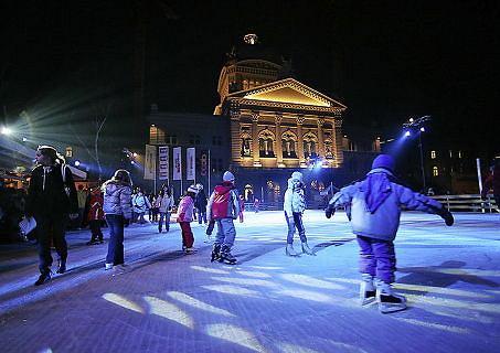 Zima w Bernie / fot. Switzerland Tourism