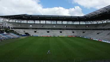 Modernizacja stadionu Górnika Zabrze