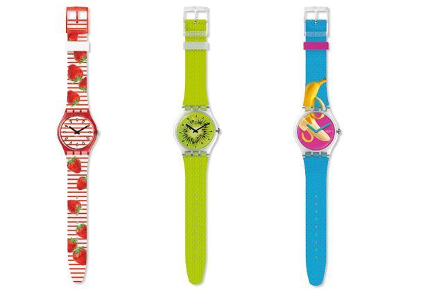 Zegarki Swatch z nowej kolekcji wiosna-lato 2019