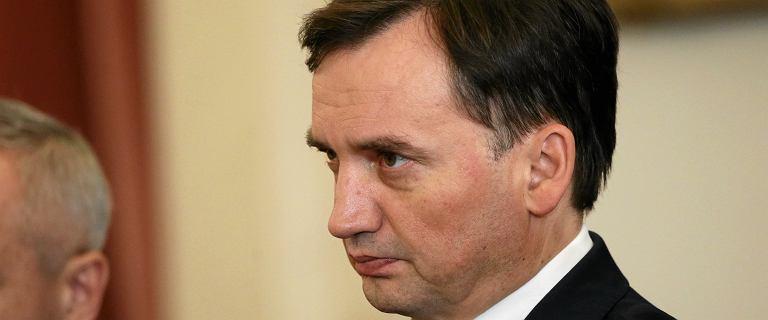 Zbigniew Ziobro o opinii Komisji Weneckiej: To parodia