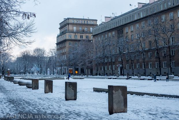 Zdjęcie numer 24 w galerii - Zima w Krakowie - śnieg przykrył ulice, domy, parki [GALERIA]