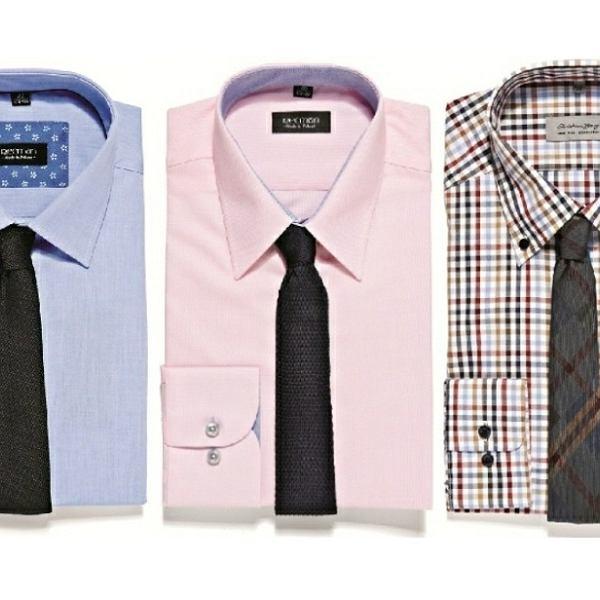 Koszule i krawaty. Wybór i stylizacja: Monika Tusińska