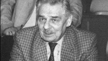 Kazimierz Mieleszczuk (zm. 17.01.2021; 81 lat); kapitan reprezentacji Polski w piłce ręcznej w latach 60. XX wieku. Źródło: FAcebook/ ŚZPR