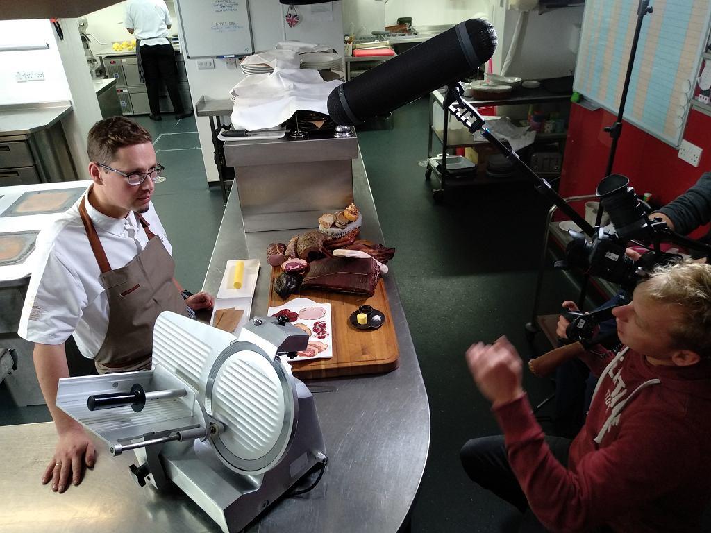W niedzielę 7 kwietnia o godz. 14.15 będzie można zobaczyć dokument o historii Kuby Winkowskiego na kanale Food Network
