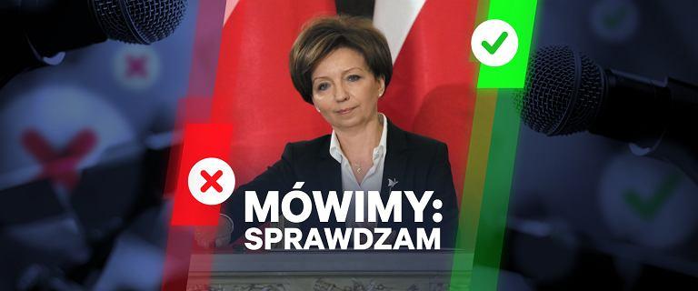 Dramatyczna wyrwa demograficzna w 2020 r. to... wina rządu PO-PSL? Minister Maląg zaskakuje