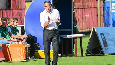 Kazimierz Moskal jest trenerem Pogoni Szczecin