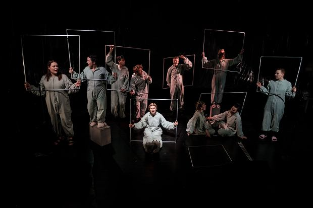 'Kolejny koniec świata'  - spektakl/egzamin z piosenki aktorskiej IV roku Akademii Teatralnej