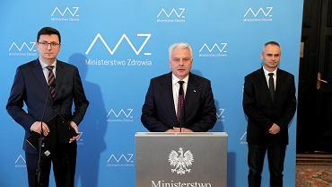 Waldemar Kraska: 'W Polsce nie ma koronawirusa'