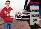 Maciej Dreszer pojedzie w NASCAR