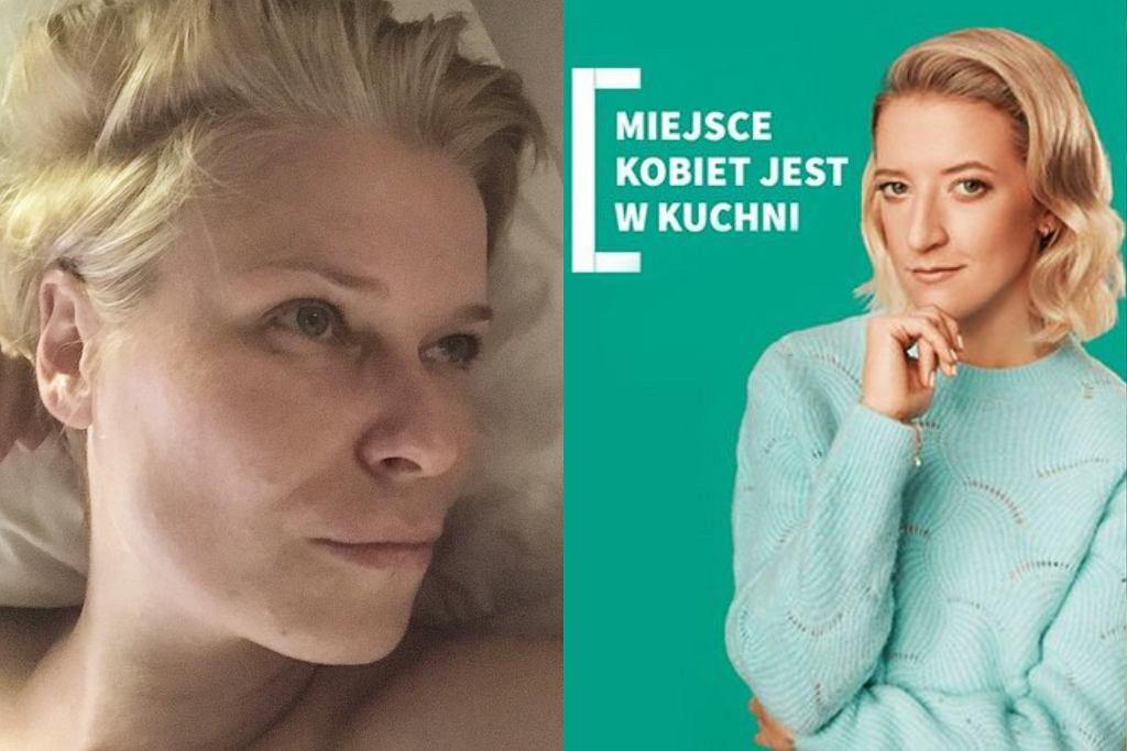 Paulina Młynarska i Lara Gessler