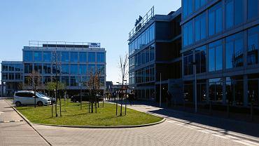 Siedziba firmy Cisco w Krakowie
