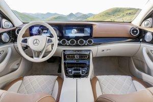 Salon Detroit 2016 | Mercedes klasy E | Wiemy już wszystko