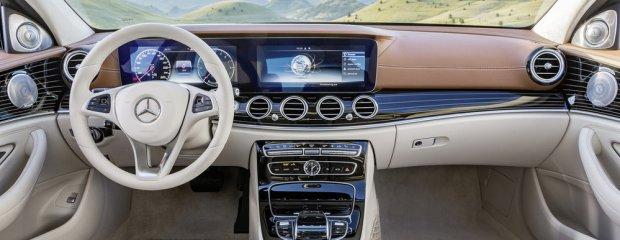 Mercedes klasy E 2016
