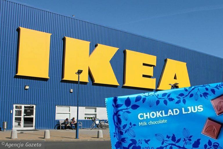 Ikea wycofuje ze sklepów czekolady