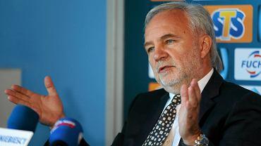Janusz Paterman, nowy prezes Ruchu Chorzów