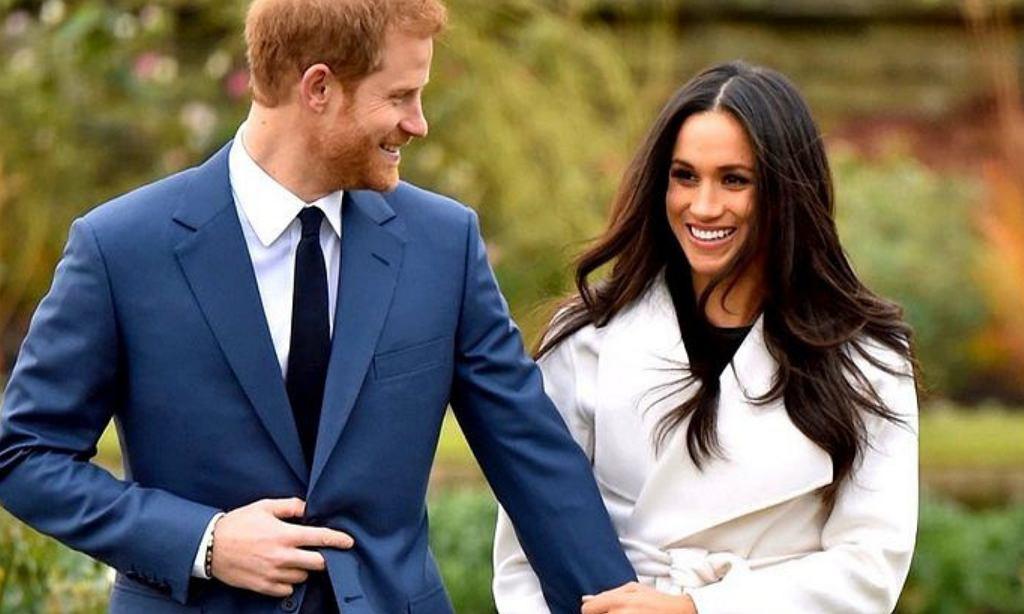 Meghan Markle i książę Harry spodziewają się tęczowego dziecka