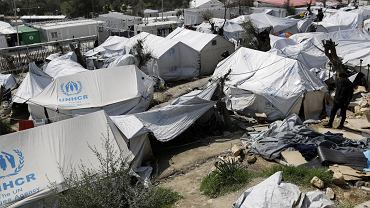 Uchodźcy w Grecji