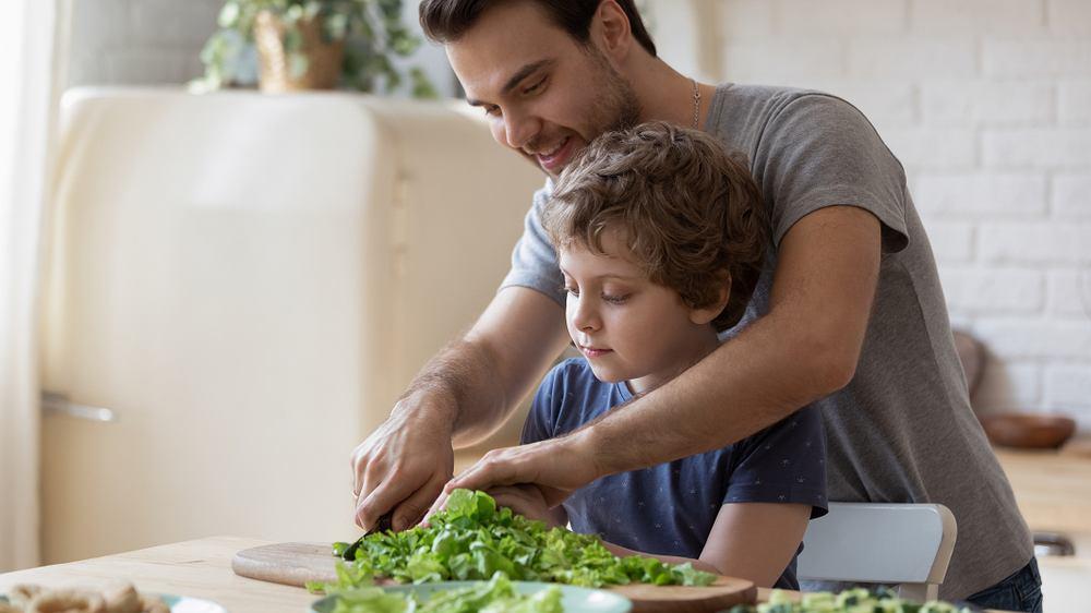 Jak nauczyć dziecko zdrowych nawyków?