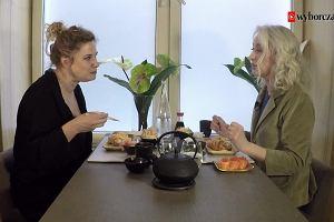 """""""Sushi można porównać do kobiety, jest zmysłowe i perwersyjne"""". Manuela Gretkowska w """"DeGustacjach"""""""