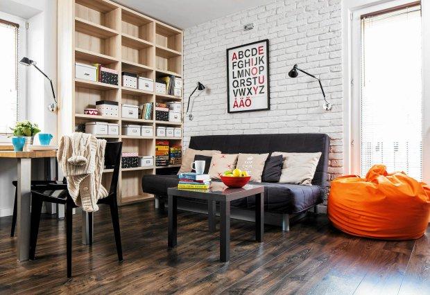 Sprytnie ukryte. 23 pomysły do małych mieszkań, dzięki którym urządzisz wygodne, niezagracone wnętrza
