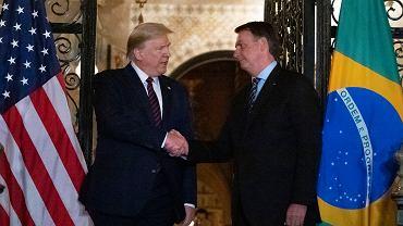 Donald Trump i Jair Bolsonaro