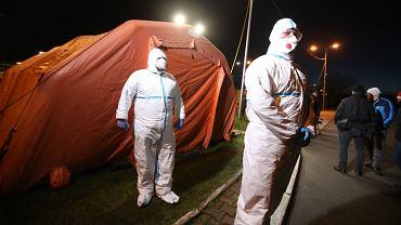Koronawirus w Polsce. Policja ostrzega przed oszustami - zdjęcie ilustracyjne