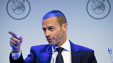 Przełom! UEFA ugięła się w temacie Superligi. Wydała specjalne oświadczenie